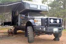 RVs / Camping on Wheels / RV, Camper Vans, Rides for Tailgating, Getting to the Big Game is Style.