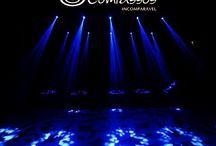 Iluminação Eventos / Luz Cênica