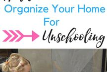 UNSCHOOLING HELP / Helping you to navigate unschooling