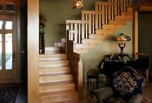 Craftsman Style / by Lindsay Maxfield