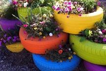 ★ Yard / Virtual Post-It Notes ~ Backyard Update/Decor Ideas / by Melissa's Attic