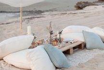 Wedding Theme: Beach / Strandhochzeit