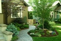 Curb Appeal / by Kerry