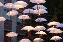 ★ Yard Lights / Virtual Post-It Notes ~ Backyard Lighting Update/Decor Ideas / by Melissa's Attic