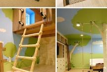 Kid's Room / by Adrienne Rolls