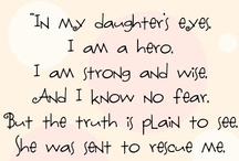 Daughter Quotes / Quotes that foster a sense of gratitude for having a daughter.