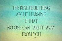 Teacher Quotes / Quotes that foster a sense of gratitude for Teachers.