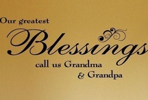 Grandparents Quotes / Quotes that foster a sense of gratitude for being a grandparent.