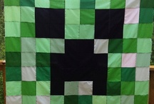 Minecraft / Okay, this game has got to be one of the best out there. I can build whatever I want and how I want it. Minecraft just pours creativity, and that's what I love. Not to mention, the creepers. ; ) / by Arianna Burtis