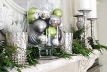Christmas-Decor / by Lindsay Maxfield