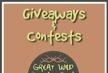 Giveaways / Great Wild Outdoors Giveaways.