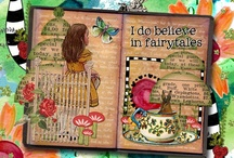 Art Journal / Mixed Media / Collage