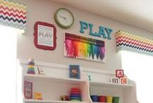For a Playroom / by Jessi Fluke