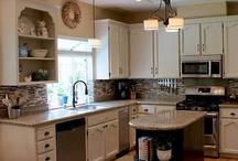 Dream Kitchen/Remodeling Ideas / by Jennifer Doench