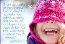 Winter Quotes / Quotes about Winter, snow and all things cold.