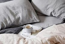 // cosy / Nothing beats a blanket for those cosy moments at home.