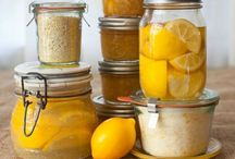 Recipes - Preserves & Dried Foods