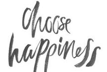 Positive Outlooks / Happiness Journey