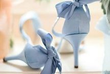 Wedding Colors ♡ Blue / Get inspired by these blue and blush wedding ideas! || Lass Dich von diesen blauen und zarten Hochzeitsideen inspirieren!