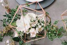Wedding Theme: Urban Chic / Hochzeit: Urban Chic