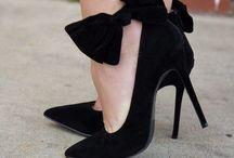 Scarpins, shoes / Scarpins and shoes