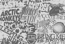 bands / my music