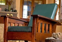 Mission Furniture / Stickley style