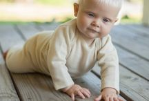 Wool Baselayers for Babies and Kids