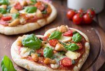 Mittagessen - Abendessen Rezepte // Dinner - Lunch Recipes / Leckere Rezepte und Ideen für das Mittagessen oder Abendessen.