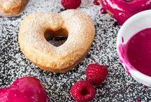 Donuts Rezepte // Recipes / Leckere Rezepte und Ideen für Donuts.