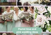 Wedding Planning / We know that planning one of the biggest days of your life can be stressful. Take a look at some tips we've found, and ones of our own to make your wedding day perfect and stress-free!