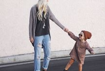 Trendy Mum Style / Style isn't just for our kids, we need to feel and look good too.