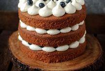 Beautiful Cakes / Beautiful mouthwatering cakes