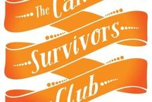 The Cancer Survivors Club / A collection of truly inspirational, uplifting and assuring survival stories. These poignant personal accounts from normal people, demonstrate an extraordinary determination to survive against the odds. It proves with survival rates doubling, anything is possible.