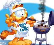Garfield and friends / el fabuloso Garfield y sus amigos
