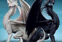 dragones / dragones de todos los estilos