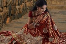 Indian bridal / Sarees, lenghas, and ideas for reception dresses (white)