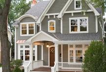 I'll build my home here / by Samantha Elizabeth