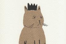 Cat / by Rina Kirilina