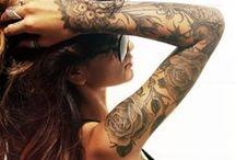 Inked  / i want my body inked. / by Kassandra (◕‿◕)