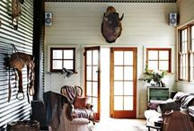 Rustic Decor / by Christine Cage
