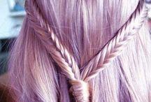 halo hair / anything hair
