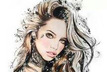 ♡ Illustration ♡ / by Juliana Lobo