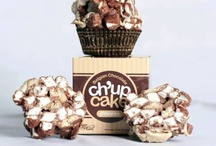 Ch'Up Cakes / What's a Ch'up Cake? A Ch'up cake looks like a cupcake but we replace the cake with solid Belgian Chocolate!