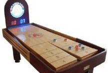 Shuffleboard Table - Rebound & Virtual Shuffleboard Games / Shuffleboard Tables, Shuffleboard Games and Rebound Snap Back Shuffleboard Tables For Sale From BMIGaming.com - The World's Largest Sports and Amusements Superstore  |  http://www.bmigaming.com