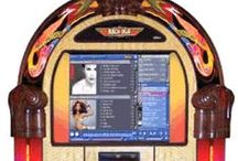 Jukeboxes - CD & Touchscreen Digital Jukebox Machines / CD Jukeboxes and CD Jukebox Machines For Sale From BMIGaming.com - The World's Largest Amusement and Vending Machine Superstore.. http://www.bmigaming.com