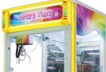 Arcade Games - Crane Machines / Claw Machines / Crane Redemption Games, Crane Games, Claw Machines, Arcade Claw Games, Plush, Prize and Toy Candy Crane Machines For Sale From BMIGaming.com - The World's Largest Arcade Machines Superstore.. http://www.bmigaming.com