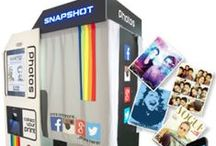 Photo Booths - Photobooth Machines / Photo Booths - Photobooth Machines - Coin Operated Photobooths, Digital Photo Booths, Color Photo Booths, Black and White Photo Booths, Portable Photo Booths, Wedding Photo Booths  For Sale From BMIGaming.com - The World's Largest Arcade Machine and Amusements Superstore | http://www.bmigaming.com