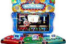 Arcade Games - Video Redemption Games / Videmption Games