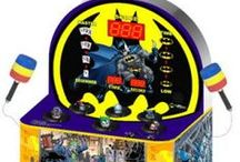 Arcade Games - Hammer / Pounder / Whac-A-Mole Arcade Games